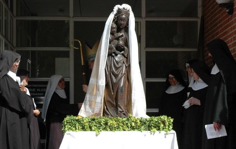 Pilgrimage to Our Lady of Åsebakken